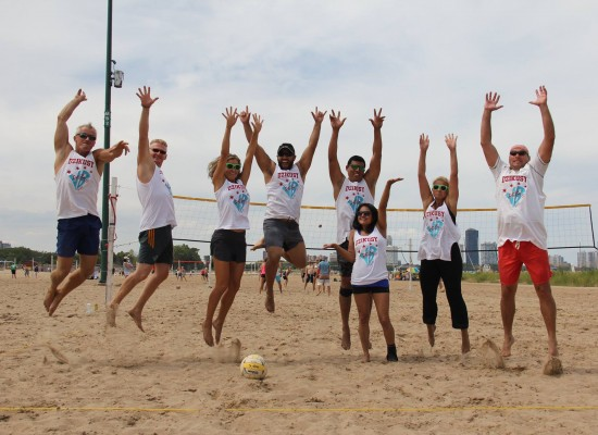 DZIKA VB – DZIKUSY 2017 CHAMPIONS OF VOLLEYBALL BEACH BASH 3.0 CHICAGO