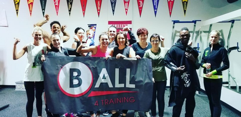 DZIKA FITNESS LTD. HYBRID 3.0 FULL SESSION #1 AT BALL4TRAINING IN PALATINE.